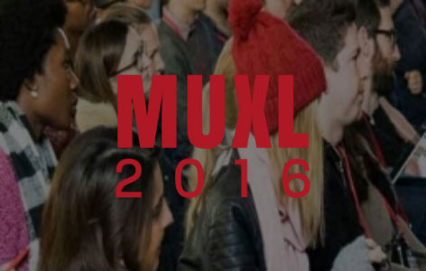 MUXL Conference 2016