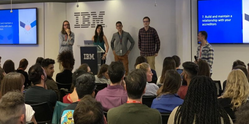 IBM meet-up accessible and inclusive design