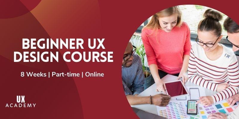 beginner ux design banner