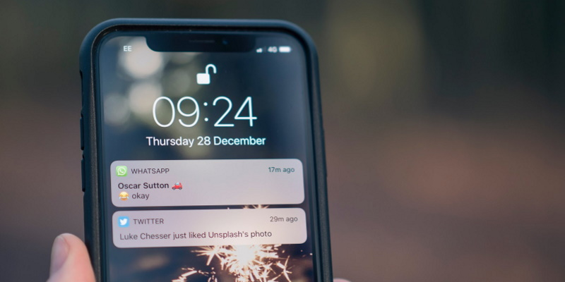 design push notifications for success