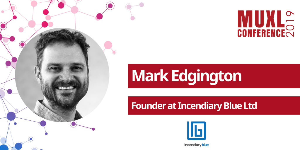 Mark Edgington Blog