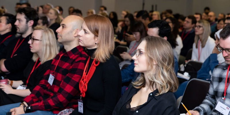 Mobile UX London 2019 Conference