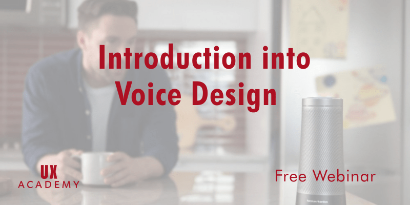 voice design webinar